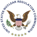 Nuclear Regulatory Commission Logo