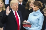 Inauguration of Donald Trump (R-NY)